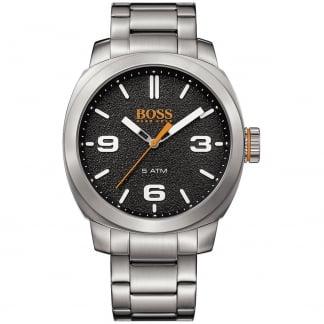 Men's Cape Town Bracelet Watch With Black Dial 1513454