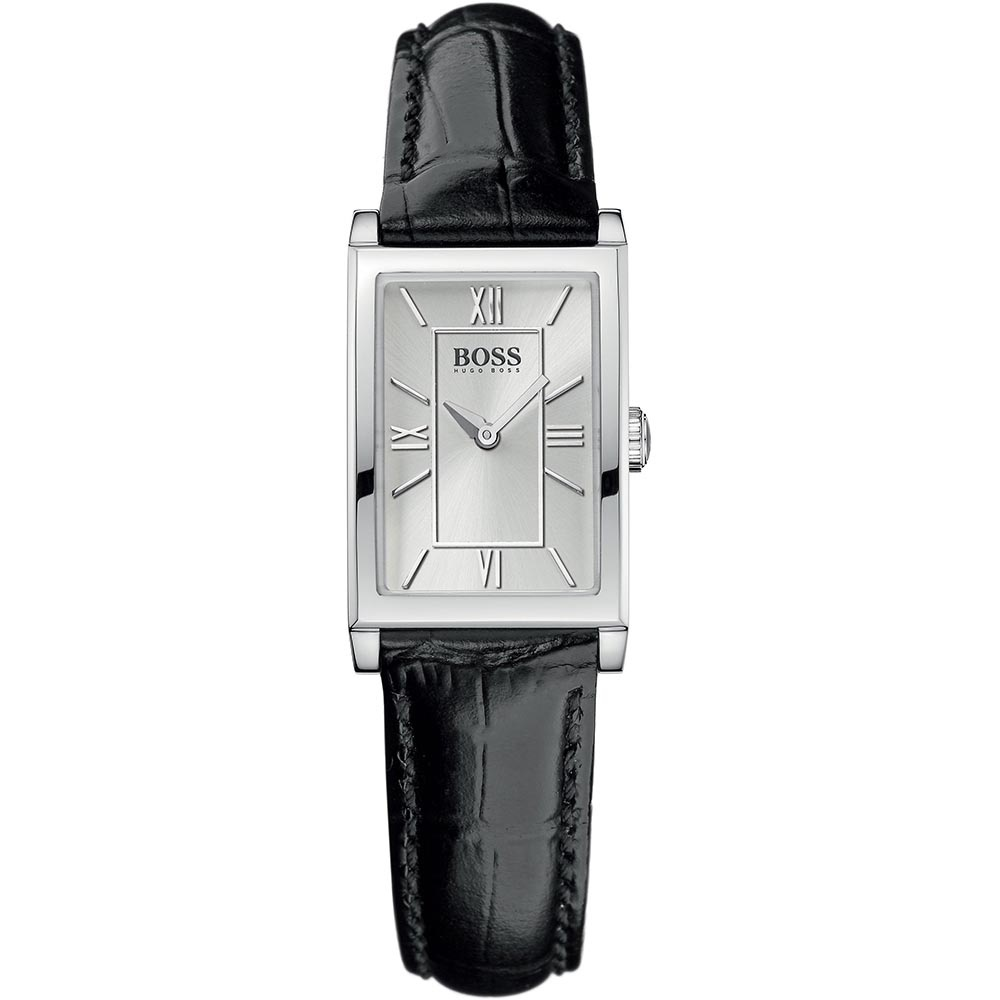 d89fda2066bf6 Hugo Boss Women s Simple Leather Strap Watch - Watches from Francis ...