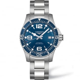HydroConquest Men's 39mm Automatic Watch