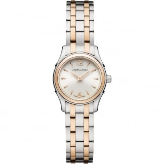 Jazzmaster Lady Quartz Two Tone Watch