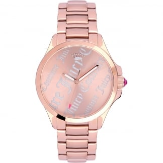 Ladies Rose Gold Jetsetter Watch 1901278
