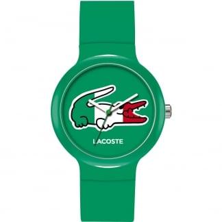Men's Green Goa Watch with Green Logo Dial 2020074