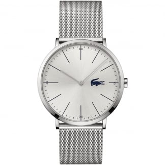 Men's Moon Mesh Bracelet Watch
