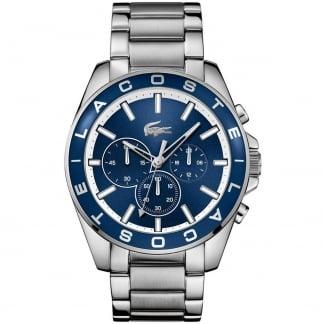 Men's Westport Blue Dial Steel Chronograph Watch 2010856