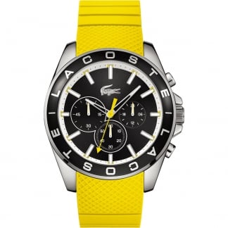 Men's Yellow Westport Chronograph Watch