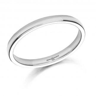 Brown Newirth Wedding Rings Francis Gaye Jewellers