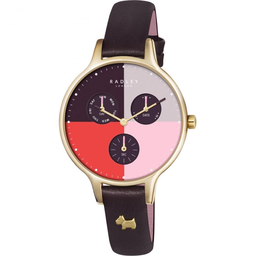 Ladies 'Abbey' Clove Multifunction Watch RY2428