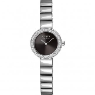 Ladies All Steel Silhouette Watch EX1260-54E