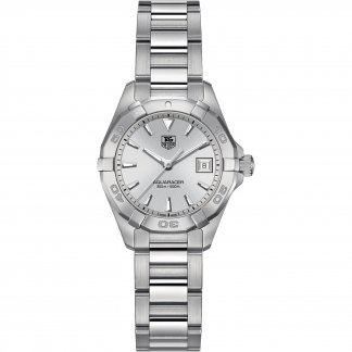 Ladies Aquaracer 300m Stainless All Steel Watch WAY1411.BA0920