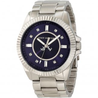 Ladies Blue Stone Set Dial Stella Watch 1900926