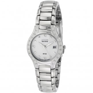 Ladies Modena 23 Diamond Eco-Drive Watch EW0970-51B