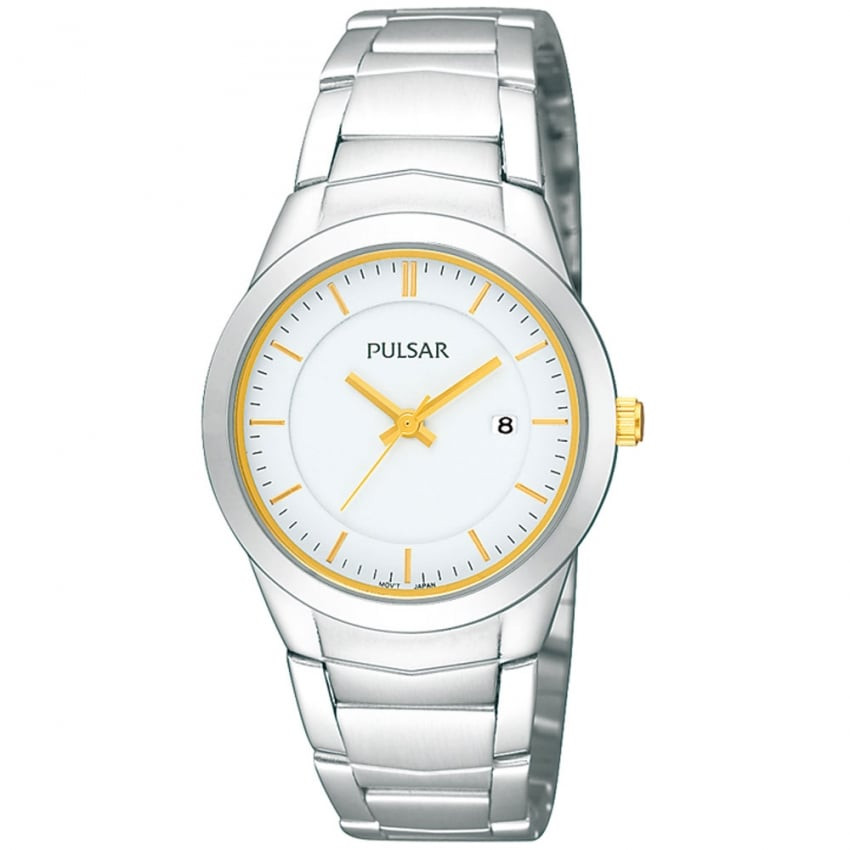 Pulsar Ladies Classic Date Display Watch PH7285X1