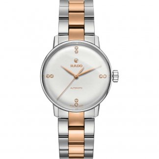Ladies Coupole Diamond Classic Two Tone Watch