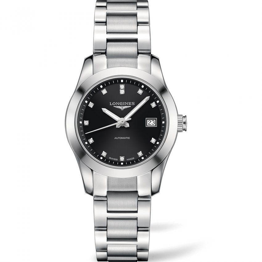 Ladies Longines L2 285 4 58 6 Watch Official Uk Outlet