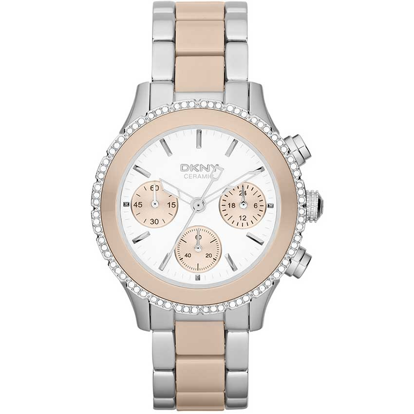 dkny chambers ceramic chronograph watches