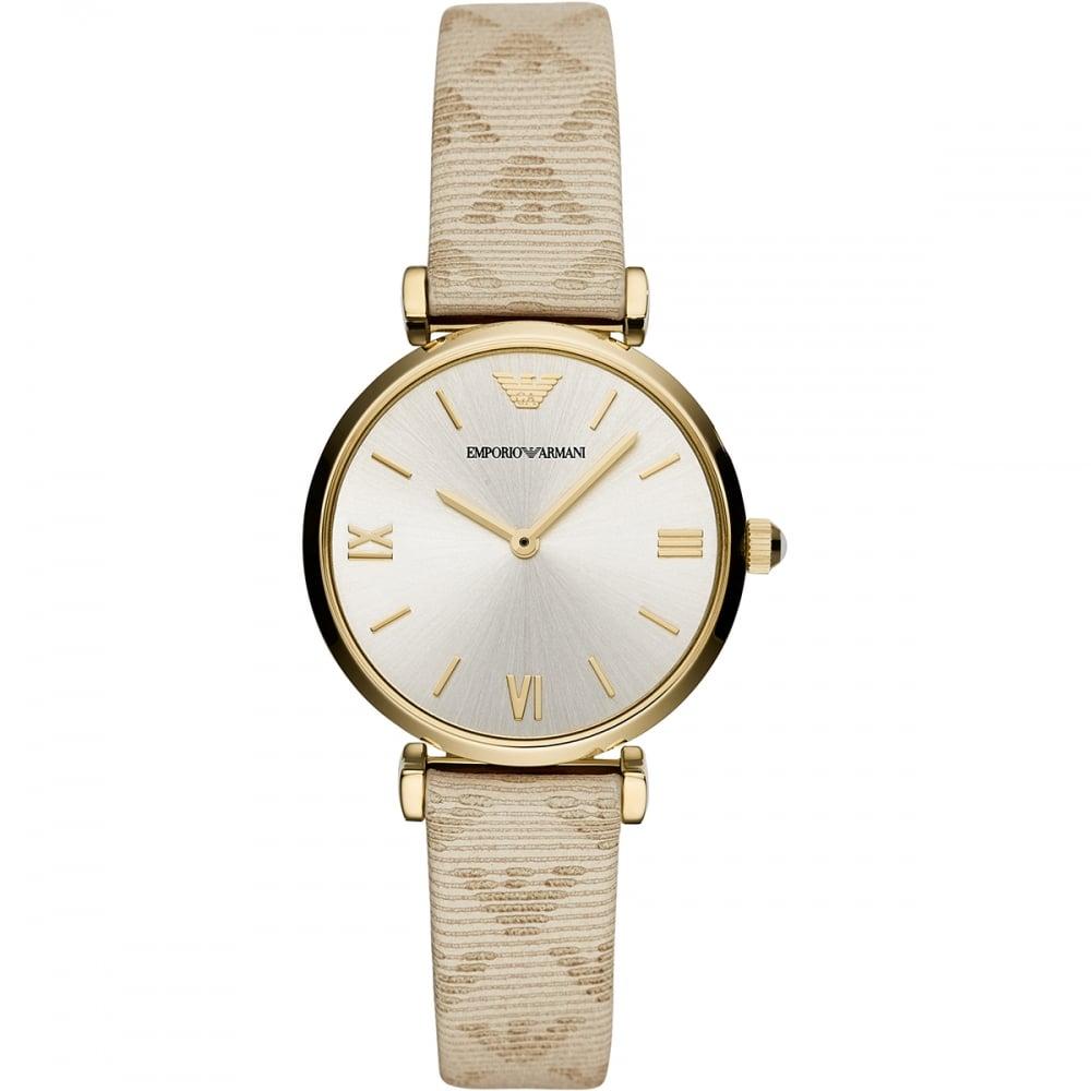 Emporio armani часы логотип