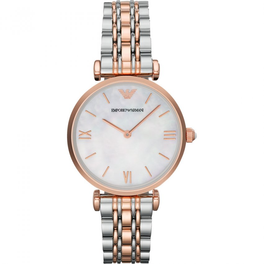 Shop Ladies Emporio Armani Ar1683 Gianni Watch Francis