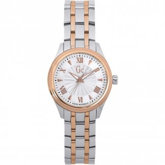 Ladies Two Tone SmartClass Watch Y03002L1