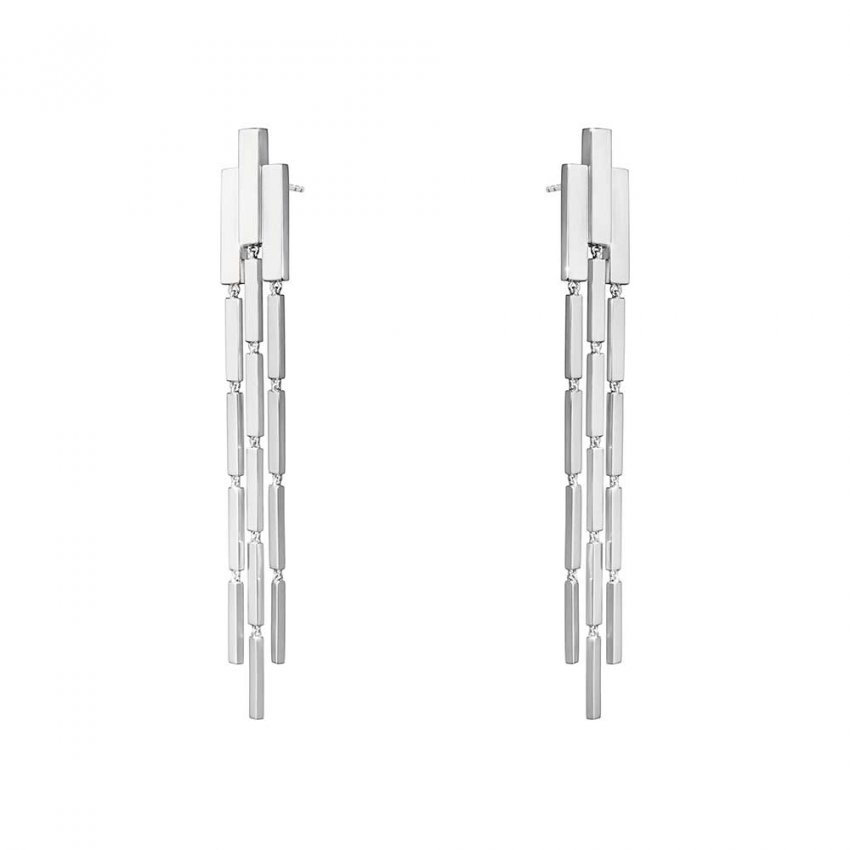 Georg Jensen Aria Chandelier Earrings 3537826