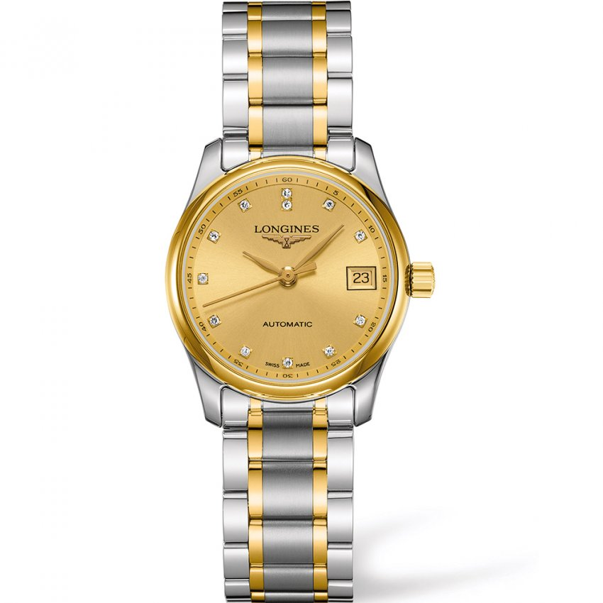 gold longines watches