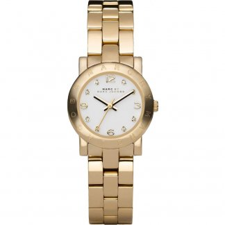 Ladies Gold PVD Mini Amy Watch MBM3057
