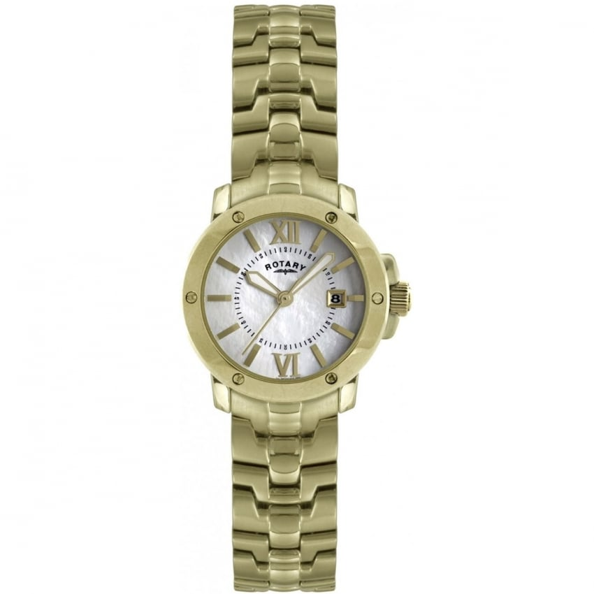 Ladies Gold Tone Bridgewater Watch LB02831/41