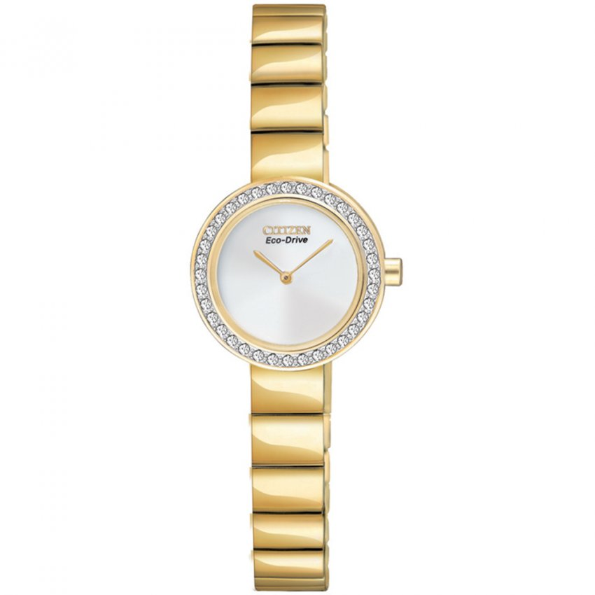 Ladies Citizen Gold Watches