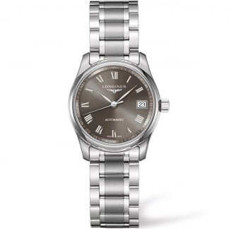 Ladies Grey Dial Master Automatic Watch