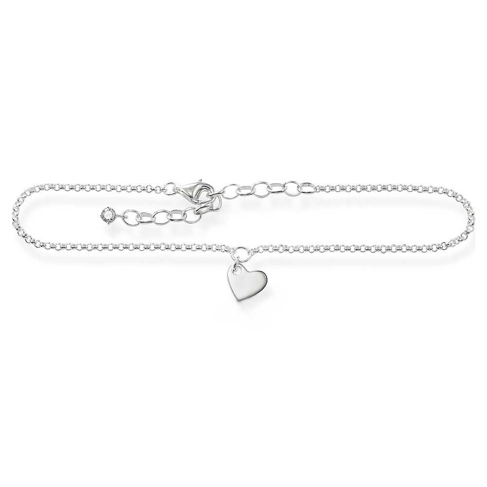 views figaro p chain anklet silver spring htm sterling mm beautiful summertime or for alternative