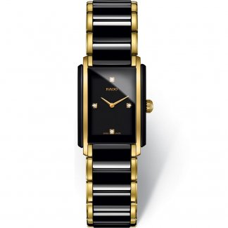 Ladies Integral Jubile Gold PVD Diamond Watch