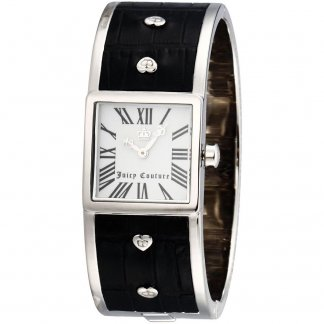 Ladies Emma Leather Bangle Watch 1900276