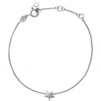 Diamond Essentials Star Bracelet 5010.3030