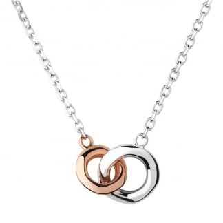 20/20 Bi-Metal Mini Necklace 5020.2954
