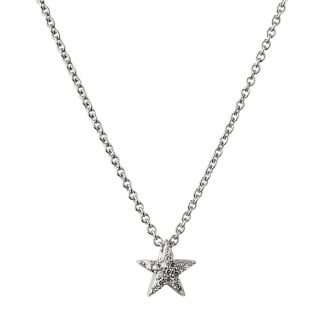 Diamond Essentials Pave Star Pendant 5024.1389