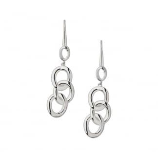 Signature Drop Hook Earrings 5040.2403