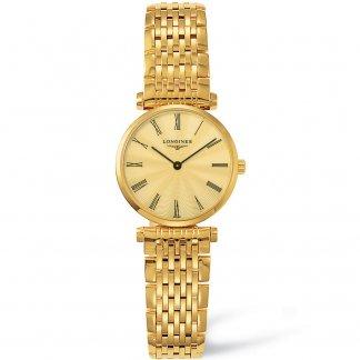 Ladies La Grande Classique Champagne Dial Watch L4.209.2.41.8