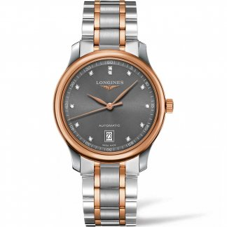 Ladies Silver Dial Diamond Flagship Watch L2.628.5.07.7