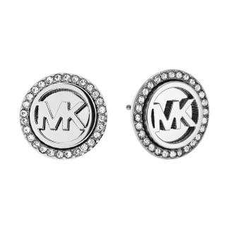 Logo Stud Earrings MKJ4516040