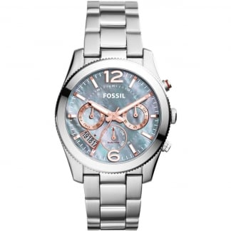 Ladies Perfect Boyfriend Blue MoP Multifunction Watch