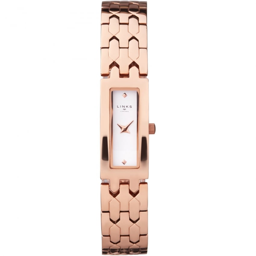 Links of London Ladies Rose Gold Selene Watch 6010.2224