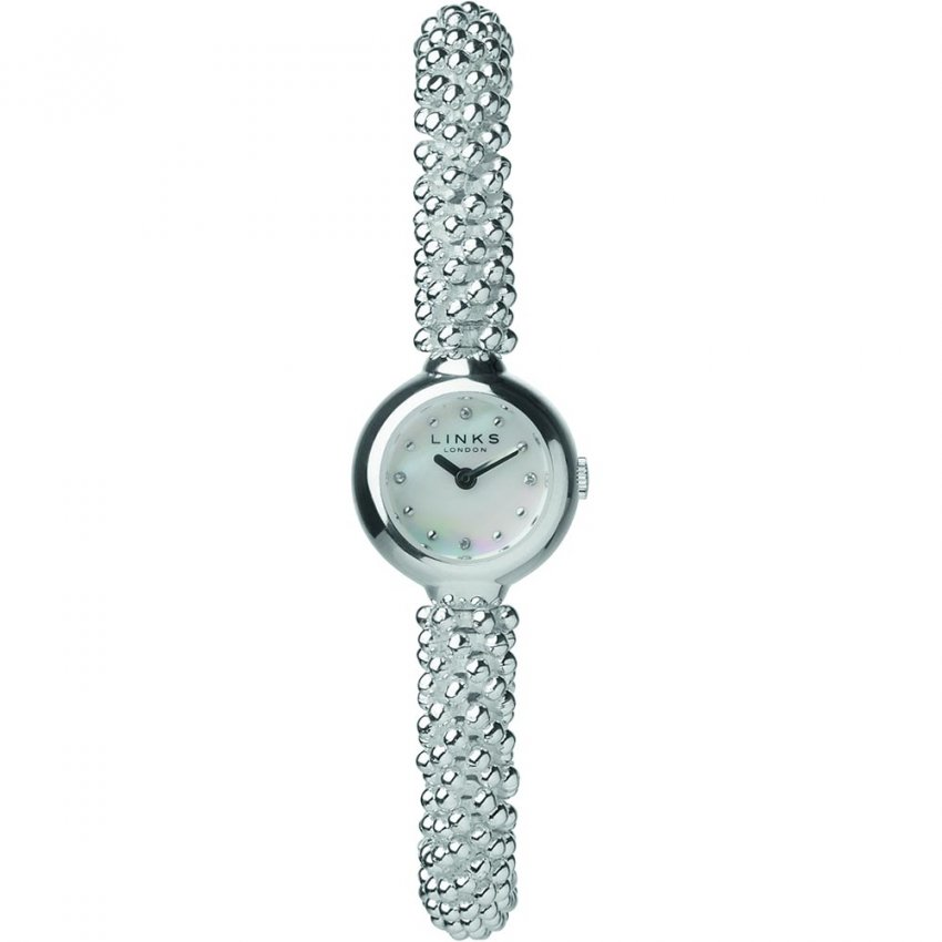 Links of London Ladies Medium Effervescence SS Watch 6010.0601