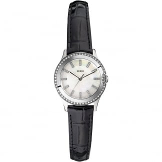 Ladies Skinny Strap Mini Moonbeam Watch