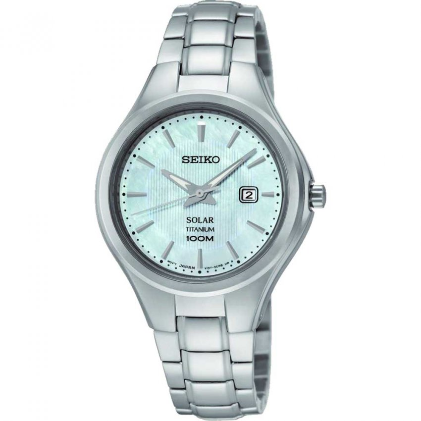 Casio Titanium Ladies Watches