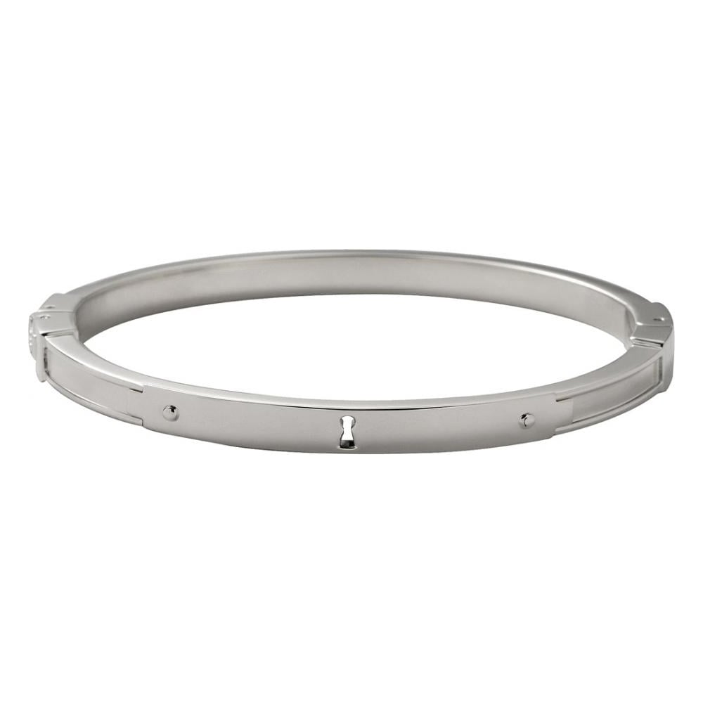 bangle jewelry bracelet silver bling style bamboo hinged bangles eus stackable sterling