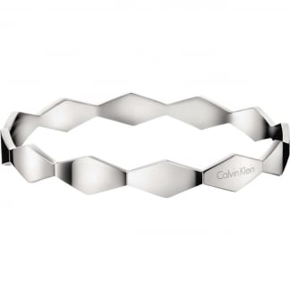 Ladies Stainless Steel 'Snake' Bangle