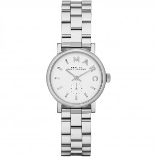 Ladies All Steel Baker Mini Watch MBM3246