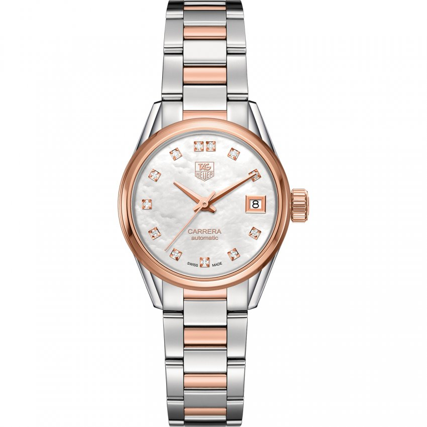 Ladies Golden Watch In Bd