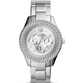 Ladies Stella Multifunction Steel Watch