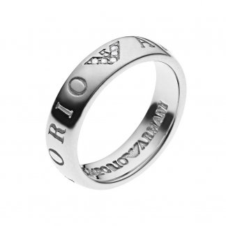 Ladies Sterling Silver Ring EG3144040