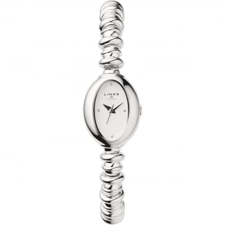 Ladies Sweetheart Stainless Steel Watch